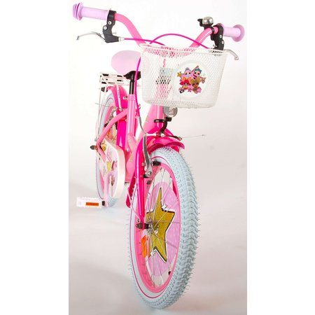 LOL Surprise Kinderfiets - Meisjes - 18 inch - Roze - twee handremmen