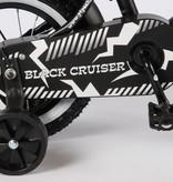 Volare Black Cruiser 12 inch jongensfiets 95% afgemonteerd