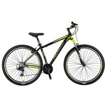 Mosso Wildfire Mountainbike 29 inch 51cm 21v Zwart Lime