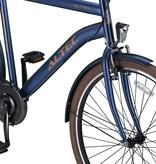 Altec Altec Metro Herenfiets 28 inch 56 cm Jeans Blue 7v