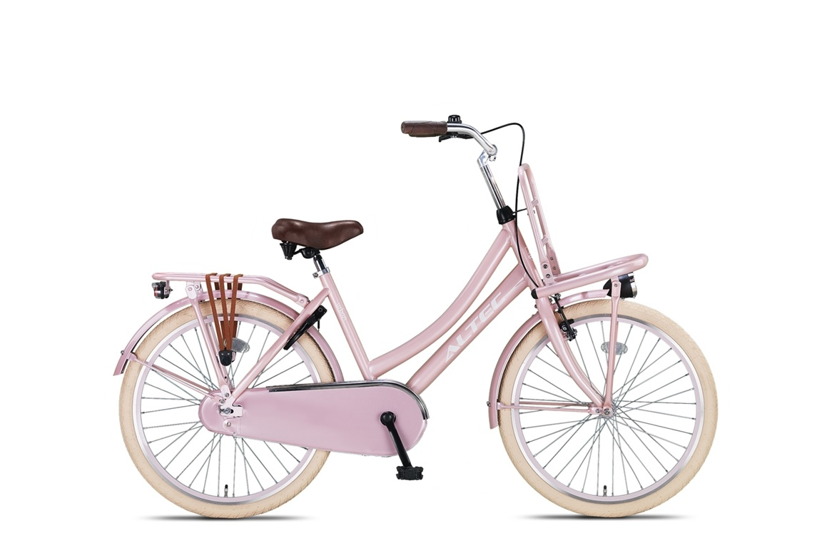 Altec Urban Transportfiets 24 inch Sugar pink