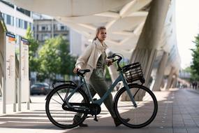 Framemaat fiets bepalen