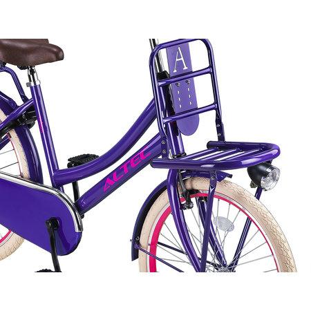 Altec Urban Transportfiets 24 inch Paars
