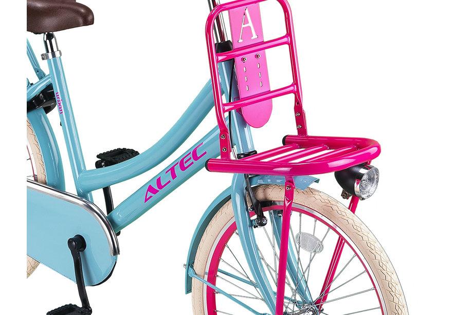 Altec Urban Transportfiets 24 inch Pinky Mint