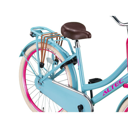 Altec Urban Transportfiets 24 inch Pinky Mint
