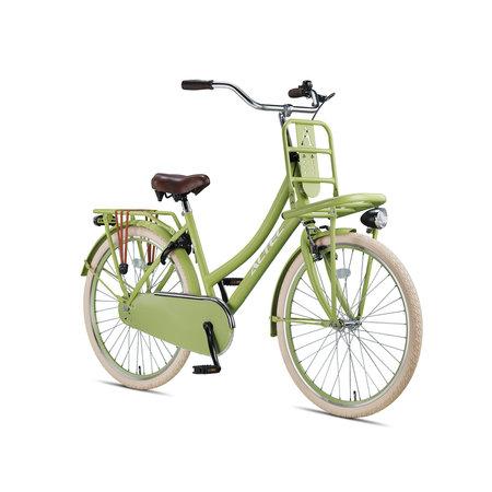 Altec Urban Transportfiets 26 inch Olijf