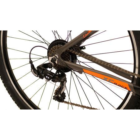 Altec Mosso Wildfire Mountainbike 26 inch 47cm 21v Zwart Lime