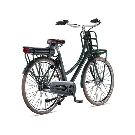 Altec Sakura Elektrische fiets Dames 3v 53cm Olijf Groen