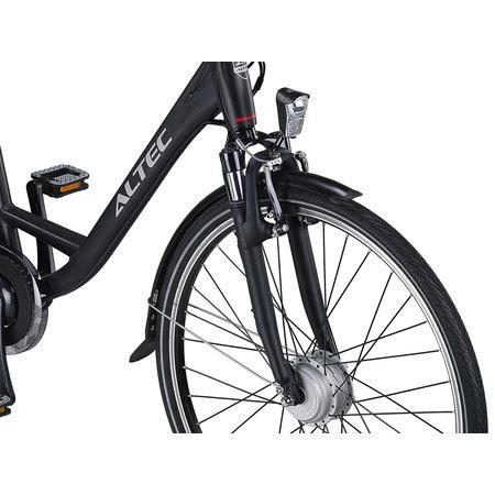 Altec Cullinan E-bike 53cm 3v Zwart