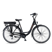 Altec Jade E-bike 28 inch 53cm 7v Zwart