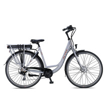 Altec Jade E-bike 28 inch 53cm 7v Bullit Grey