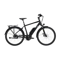 Victoria eTrekking 7.7 Heren 58cm Deep Black Matt/Grey 8V