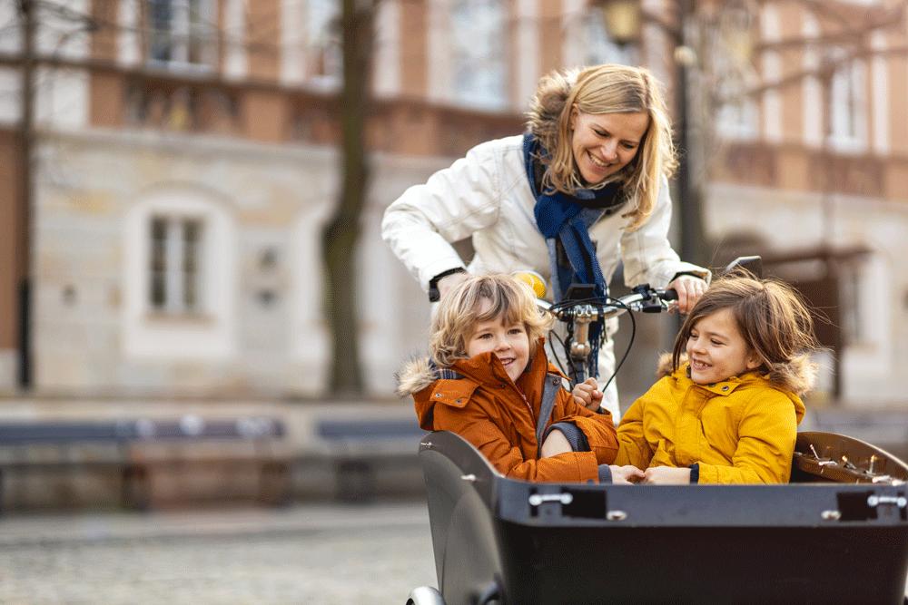 Een elektrische bakfiets kopen, waar moet je op letten?