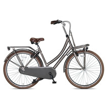 Crown Paris Transportfiets 28 inch 53cm Industrial Gray