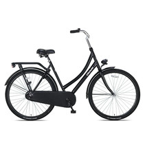 Crown Moscow Omafiets 28 inch 58cm Zwart