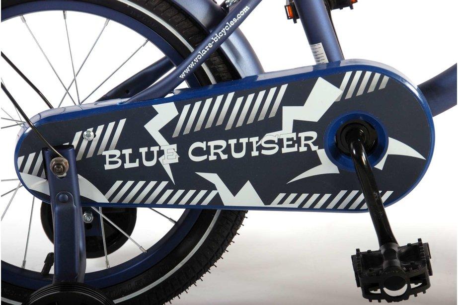 Volare Blue Cruiser 16 inch Jongens Blauw