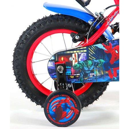 Ultimate Spider-Man 12 inch Jongens Blauw/Rood