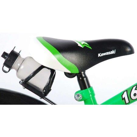 Kawasaki 16 inch Jongens Groen