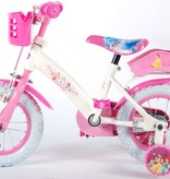 Disney Princess Kinderfiets - meisjes - 12 inch - Roze - Poppenzitje