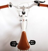 Volare Liberty Kinderfiets - Meisjes - 14 inch - Wit - 95% afgemonteerd