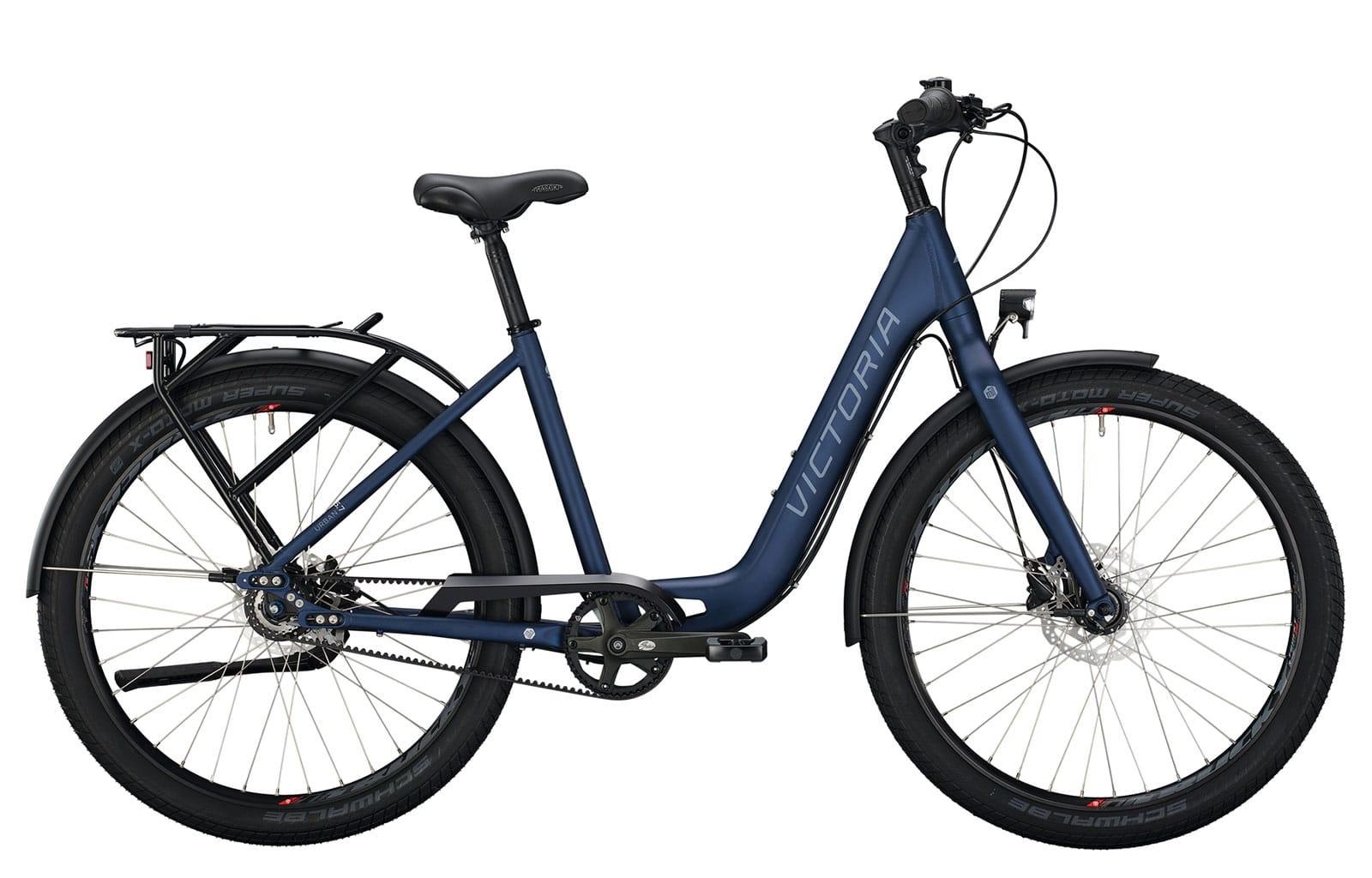 Victoria Urban 5.7 Dames 48cm Moonlight Blue Matt/Silver 7V