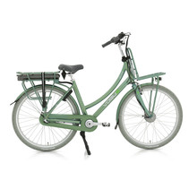 Vogue Elite Dames 50cm Mint Green/Gold 3V