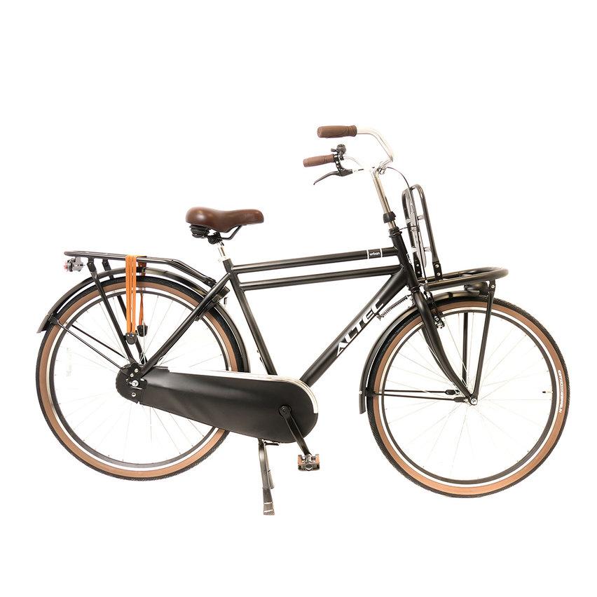 Altec Urban Transportfiets 55cm Zwart 28 inch