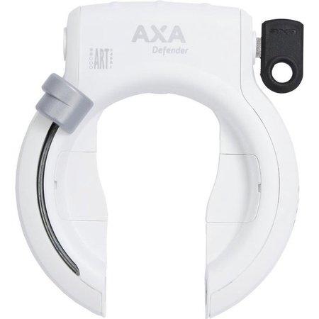 Axa Defender Ringslot Wit