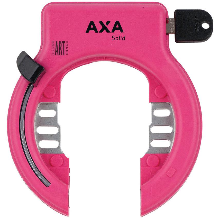 Axa Solid Ringslot Roze