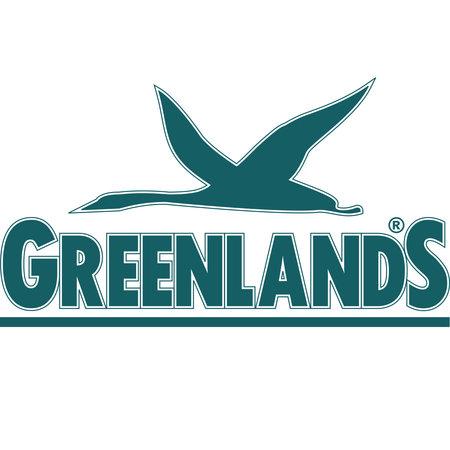 Greenlands Fietstas Bisonyl Dubbel Zilver