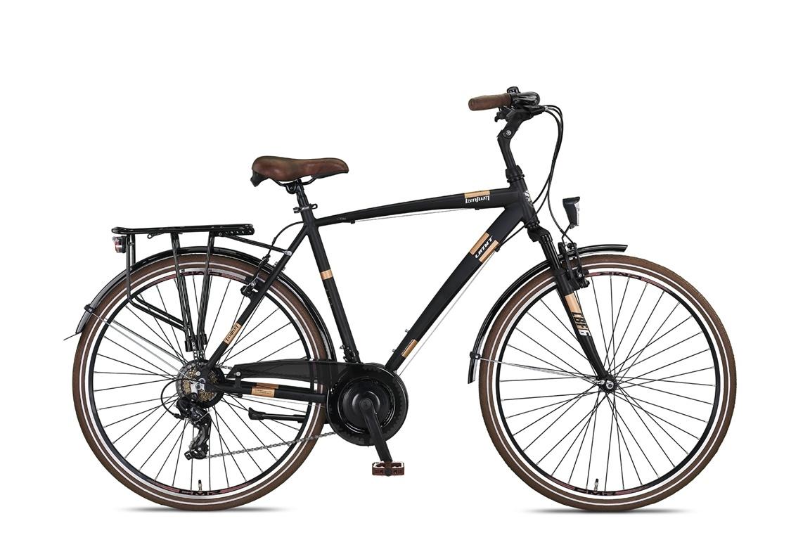 Umit Ventura 56cm Heren 21v Zwart/Bruin