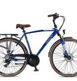 Umit Ventura 56cm Heren 21v Blauw/Wit