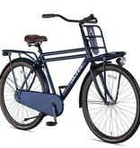 Altec Classic Transportfiets 28 inch Heren 58cm Jeans Blue