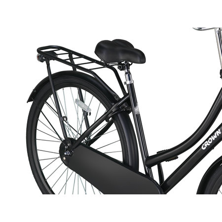 Crown Moscow Omafiets 28 inch 53cm Black Edition