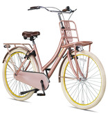 Crown Paris Transportfiets 28 inch  53cm Love Rose