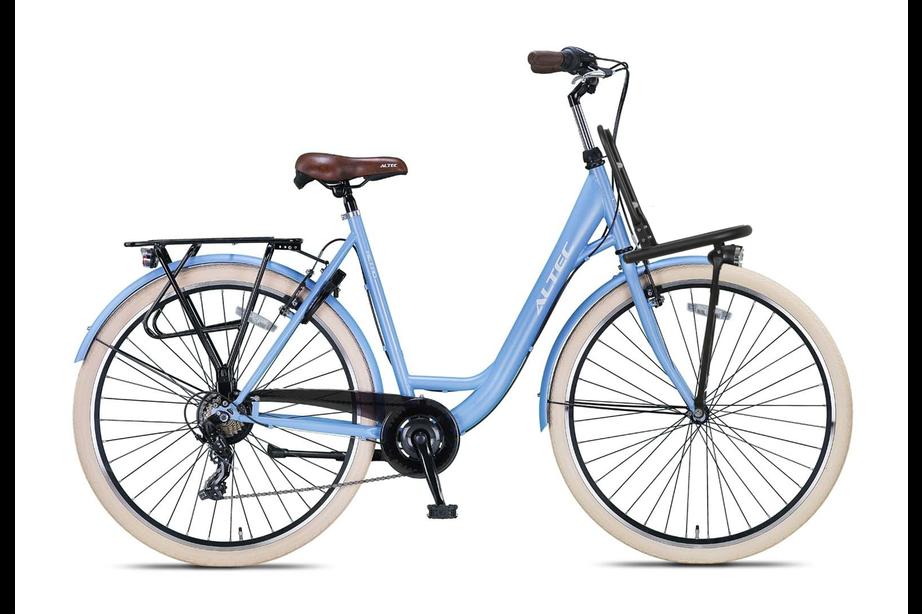 Altec Metro Plus Damesfiets 28 inch 55cm Frozen Blue
