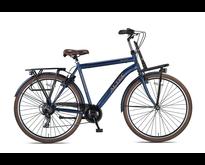 Altec Metro Plus Herenfiets 28 inch 56 cm Jeans Blue 7v