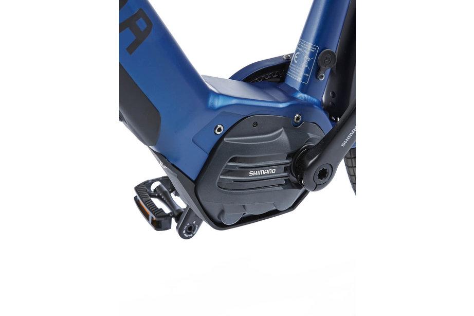 E-Silento Pro H53 Deep Indigo Blue Matt DB7 MME6100