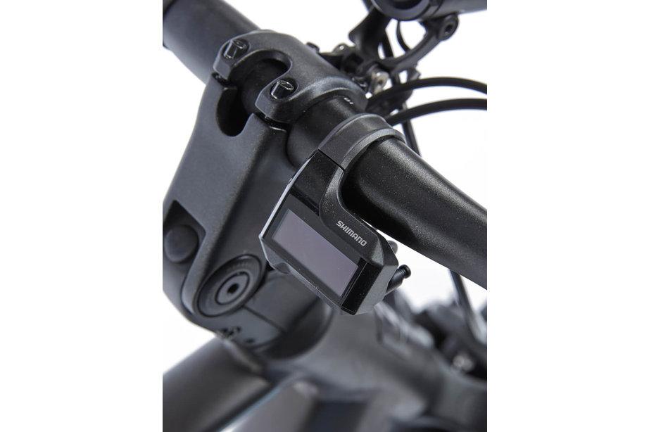 E-Silento Pro D50 Eclips Black Matt DB7 MME6100