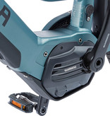 E-Silento Pro D50 Opal Green Matt DB7 MME6100