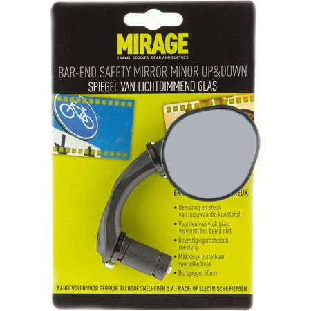 Mirage spiegel Minor Up en Down bar-end