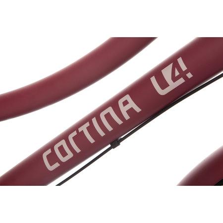 Cortina U4 D57 Raspberry Matt R3