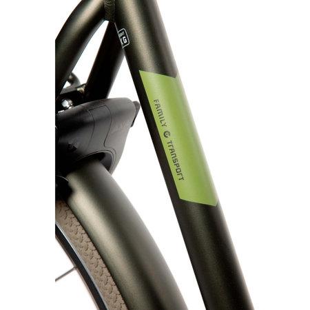 Cortina U4 Family D50 Elegance Green Matt RB7