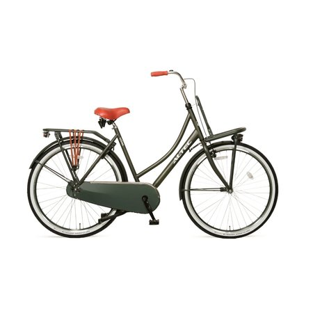 Outlet Altec Urban Transportfiets 28 inch 50cm Army Green