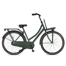Outlet Altec Classic Transportfiets 28 inch Olive Green 2021