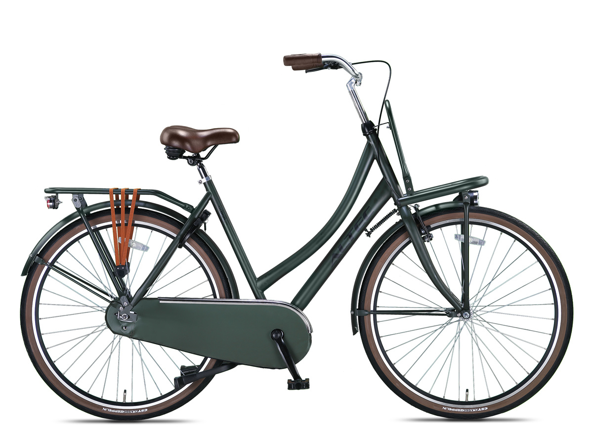 Outlet Altec Urban Transportfiets 28 inch 57cm Army Green 2020