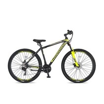 Outlet Umit Mirage 2D Mountainbike 29 inch Black/Lime