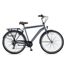 Outlet Altec Metro Herenfiets 28 inch 50cm Mat Grey