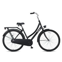 Outlet Crown Moscow Omafiets 28 inch 53cm Black Edition