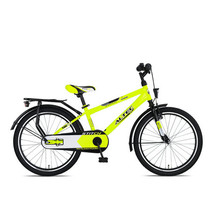 Outlet Altec Stitch Jongensfiets 22 inch Lime Green 2020